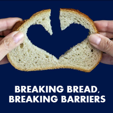 "THE HOMELESS COALITION OF PALM BEACH COUNTY ""BREAKING BREAD, BREAKING BARRIERS"""