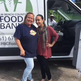 "THE PALM BEACH COUNTY FOOD BANK ""FOOD RECOVERY & DISTRIBUTION PROGRAM"""