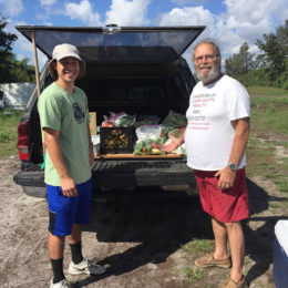 """THE HOMELESS COALITION OF PALM BEACH COUNTY """"BREAKING BREAD, BREAKING BARRIERS"""""""